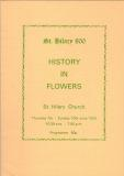 900 history flowers
